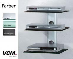 "VCM Trägersystem ""Trento-3"" (Hifi- und TV-Moebel)"