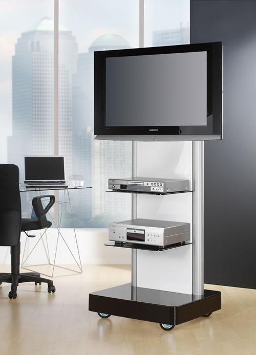 VCM Pro-Stand TV-Standfuß mit TV-Halterung (TV-Standfuesse)